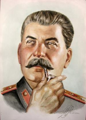 Фотография Сталин